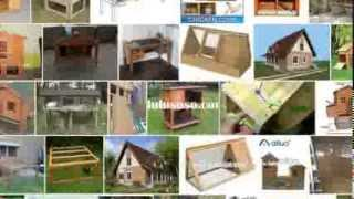 Top Rabbit House & Screen Woodworking Plans, Ideas & Projects
