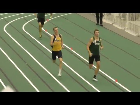Men 500 Meter Dash | Tiffin Open 2015