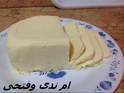 من ام ندى وفتحى طريقة عمل الجبنة الشيدر وصفتى فى ( كرنفال فتكات )