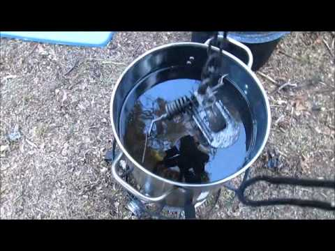 how to make a homemade dirt sifter