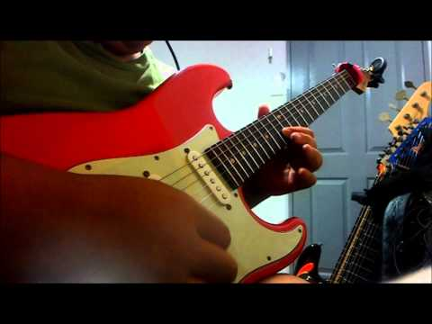 Joe Satriani - Starry Night (Dhalif Ali Improvisation)