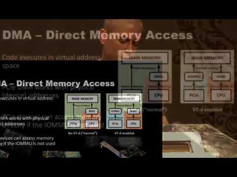 DEF CON 24 - Direct Memory Attack the Kernel