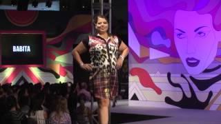 Desfile Coleções 16ª edição - Mega Polo Moda - Babita