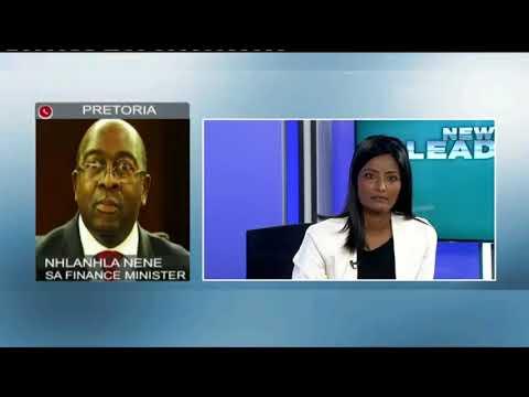 Nhlanhla Nene is back as Finance Minister