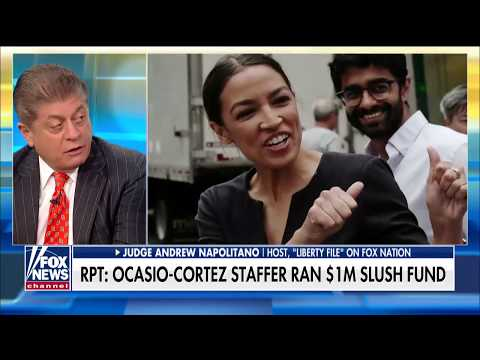 Judge Nap: Ocasio-Cortez's Chief of Staff in 'Legal Jeopardy' After FEC Complaint