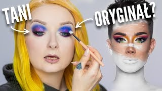 Tani oryginał? 💰 Paleta JAMES CHARLES MORPHE 🎨  Unleash Your Inner Artist