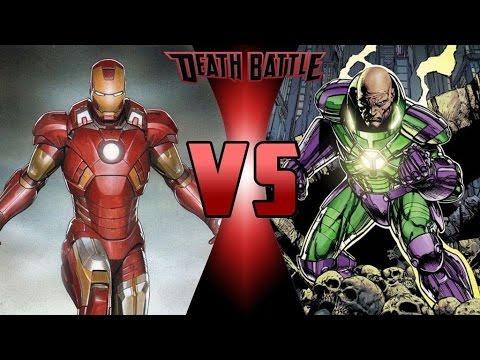 Iron Man vs Lex Luthor Music ( Song/Music video ) Full