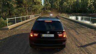 Forza Horizon 3 - 2011 BMW X5 M - Test Drive OFF-ROAD - 1080p