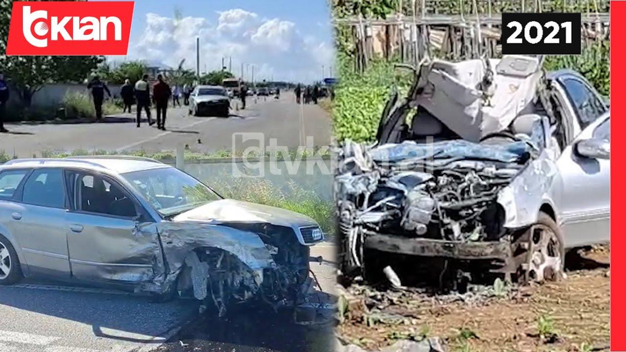 Download Aksidenti tragjik, 2 te vdekur nga perplasja e 3 makinave