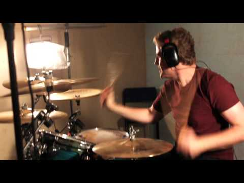 Muse   Hyper Music   Ben Powell (Drum Cover)