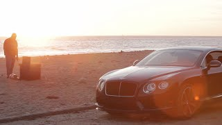Boiling Bentley Continental V8 S - MATT FARAH on CARS