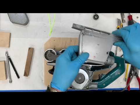 Makita Belt Sander Model # 9401 Repair