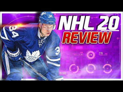 NHL 20 Review: The Best NHL Game Ever?