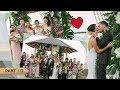 Jessica Caban and Bruno Mars at Tahiti and Billy wedding [PART 1/2]