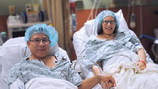 Husband Donates Kidney to Wife Ahead of Their 23rd Anniversary thumbnail