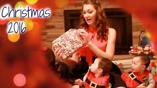 Рождество в Америке |  Открываю подарки( фото+видео) | Tanya's Twins(Всем привет! Меня зовут Таня и добро пожаловать на мой канал! В этом видео фотографии и видео с нашего америк..., 2015-12-28T14:56:58.000Z)