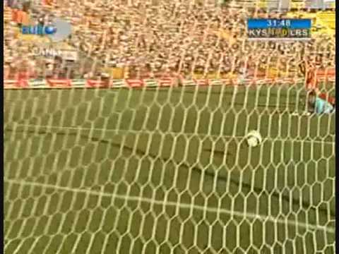 Kayserispor (Turkey)-AEL (Greece)   Intertoto cup 2006-07