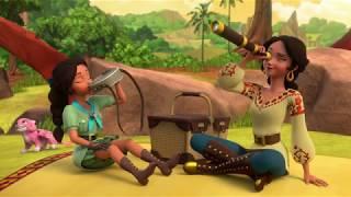 Елена - Принцесса Авалора - 05 - Приключения в Звёздной долине: Человечья природа |мультфильм Disney