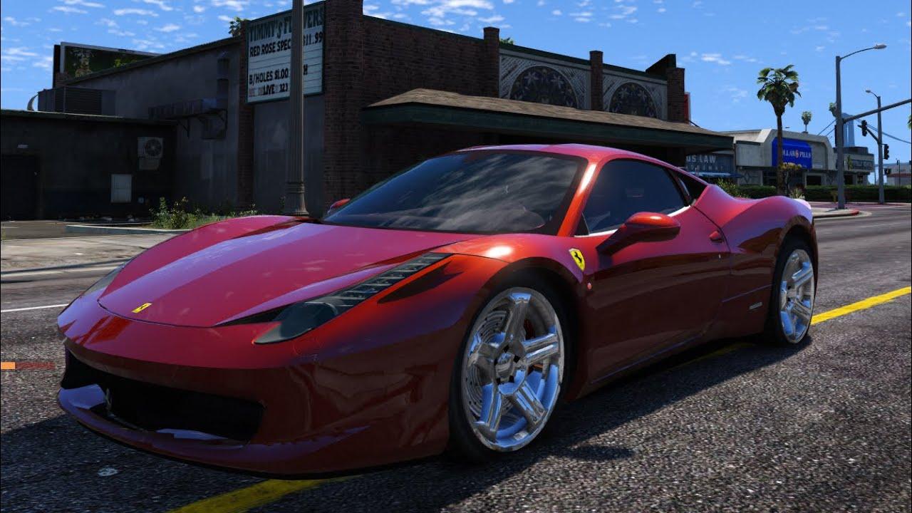 GTA V Ferrari 458 Italia Mod - YouTube Lamborghini Huracan Vs Ferrari Youtube on lamborghini vs audi r8, lamborghini vs dodge viper, lamborghini vs nissan gt-r, lamborghini vs nissan skyline, lamborghini vs mclaren f1, lamborghini vs laferrari, lamborghini vs ford focus, lamborghini vs bugatti veyron super sport, lamborghini vs toyota supra, lamborghini vs hyundai elantra, lamborghini vs corvette, lamborghini vs porsche 911, lamborghini vs nissan 300zx, lamborghini vs mclaren p1,