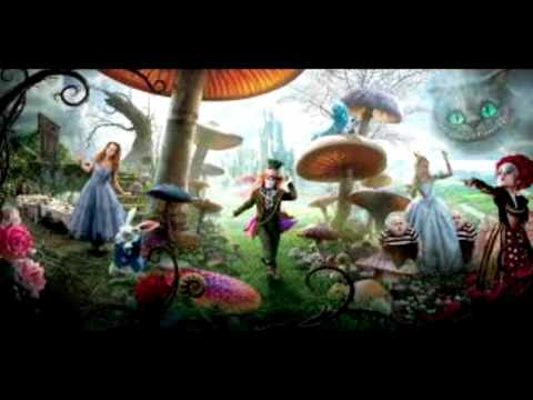 Musique solo 2016 Thème Alice in Wonderland