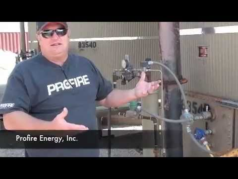 Profire Energy PF2100 Burner Management Systems