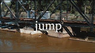 jump | Sony A6300 + DJI Spark