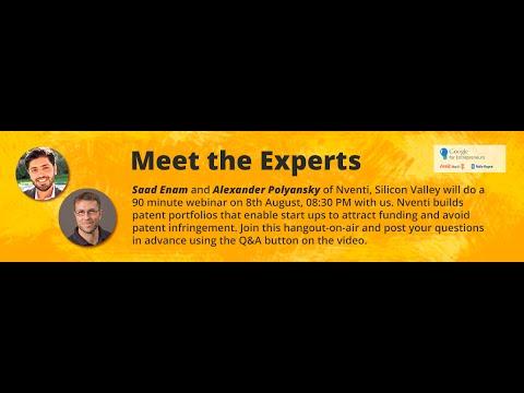 Meet the Experts - Get help building patent portfolios