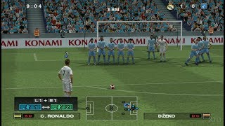 PES 2014 PS2 Gameplay HD (PCSX2)