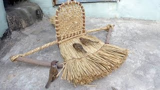 Survival bird trap