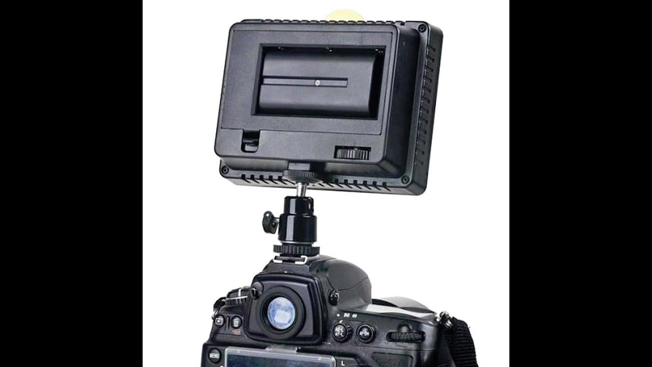 Гибкий и легкий видеосвет FalconEyes RX-12T - обзор. КГБлог. Серия .