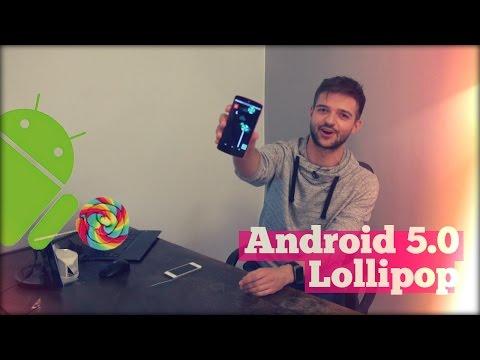 Полный обзор Android 5.0 Lollipop. Лучшая мобильная ОС?