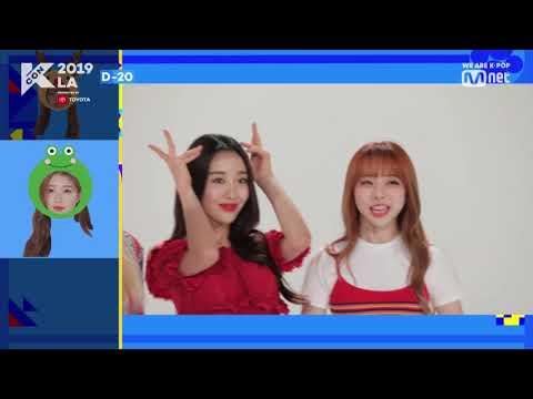 [#KCON19LA] STAR COUNTDOWN D-20: LOONA