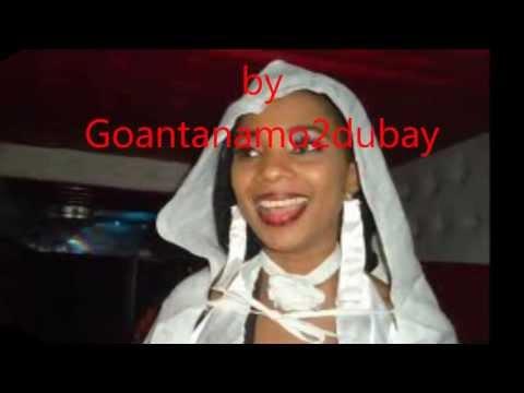 X MALEYA - BEAUTE AFRICAINE - by GOANTANAMO2DUBAY
