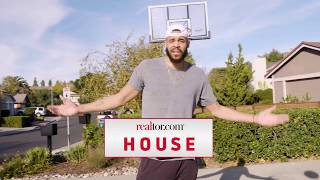 JaVale McGee plays me in a game of hoUse...at my house! presented by Realtor.com