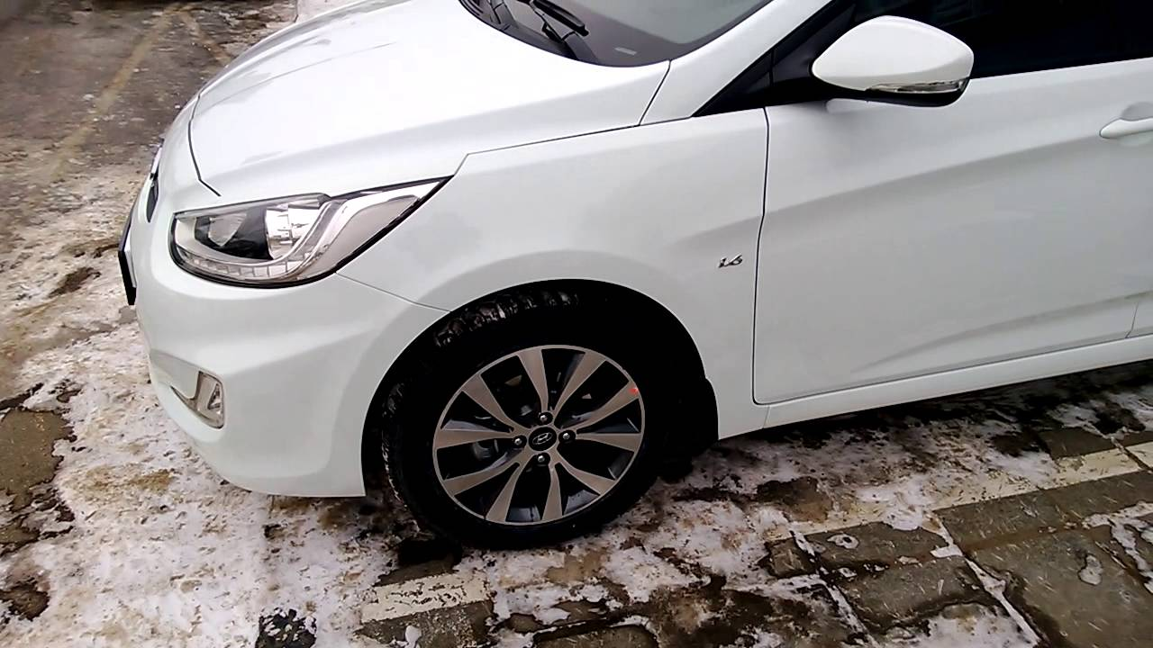 Hyundai Solaris 2017 реальная цена хорошей комплектации в конце .