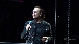 U2 Amsterdam Stay (Faraway, So Close!) 2018-10-07 - U2gigs.com