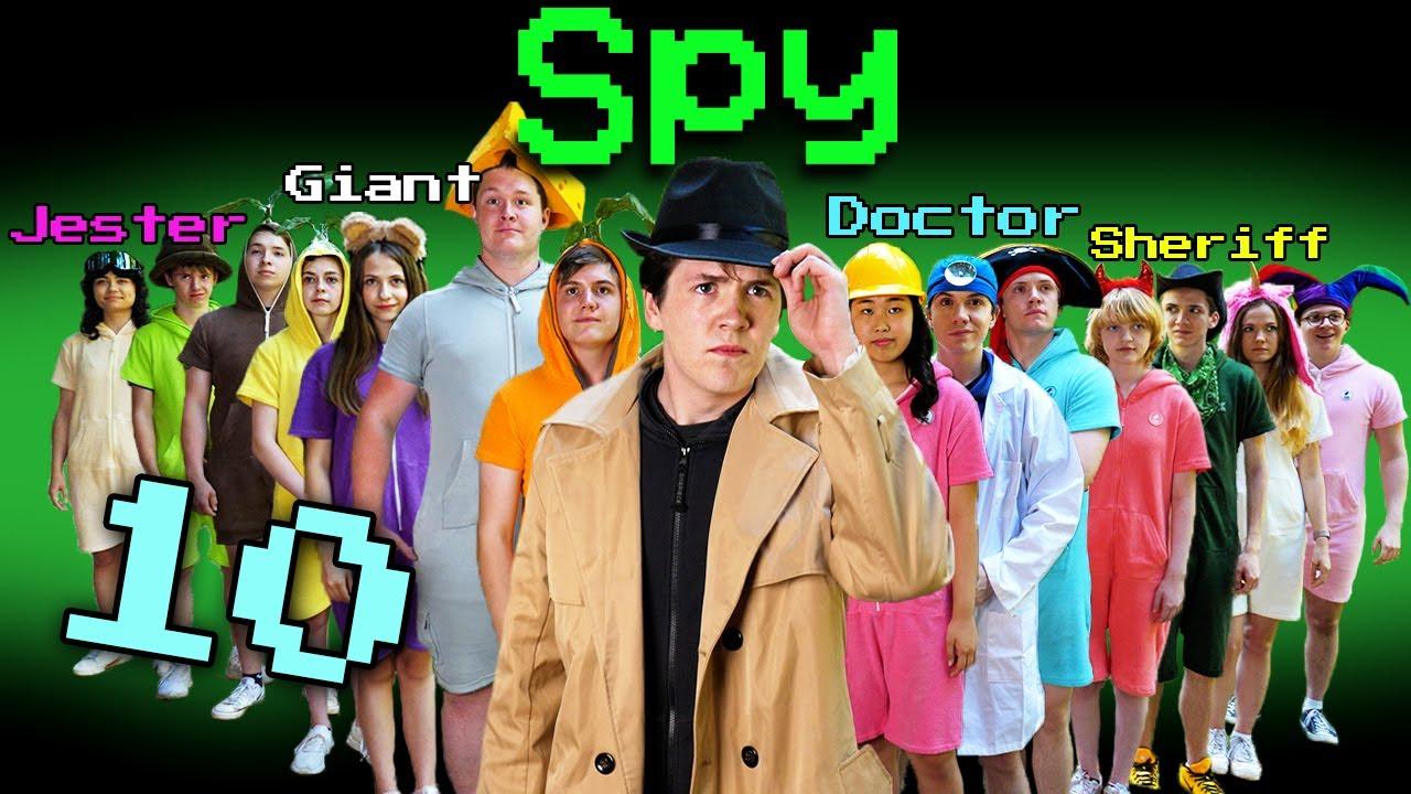 Download If AMONG US Had A SPY