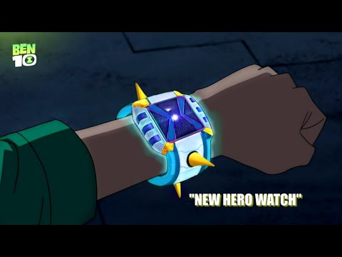Ben10: New HeroWatch Features Explained   Ben10 Omniverse In Hindi   Ben23 Origin   By LightVidZ