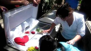 Mexican Burial