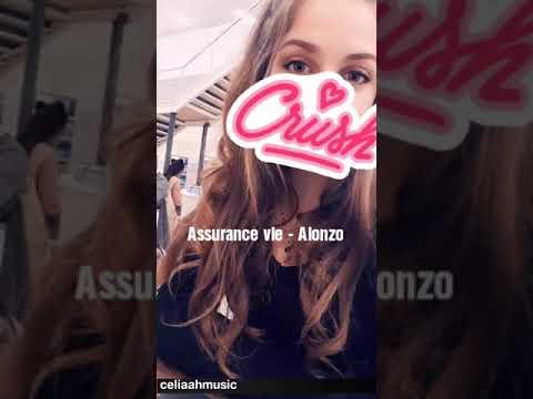 Alonzo - Asurance vie (cover)