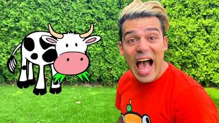 Фото Jason And Alex Learn How Animals Eat - Funny Video