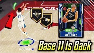2k brought back the BASE 11 goat and he is only 1.5k mt in nba 2k20 myteam....
