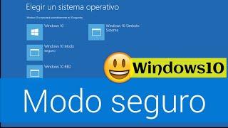 Cómo Activar el MODO SEGURO en el Arranque de Windows 8 y 10