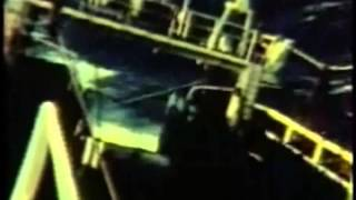 Rare footage of the Gaul trawler at sea