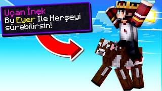MİNECRAFT ama HERŞEYİ SÜRÜYORUM  😱 - Minecraft