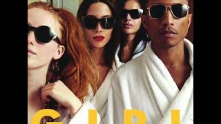 Pharrell Williams - Brand New (feat Justin Timberlake) + Lyrics