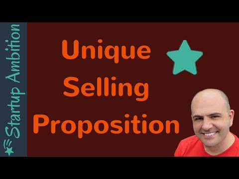 What is Your Unique Selling Proposition (USP)?