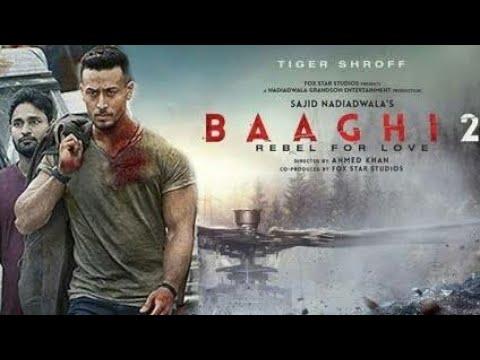 Baaghi 2 Full Movie Promotional Events Tiger Shroff Disha Patani Ahmed Khan Jaqueline Hindi