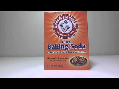 SHTF MEDS 2 BAKING SODA