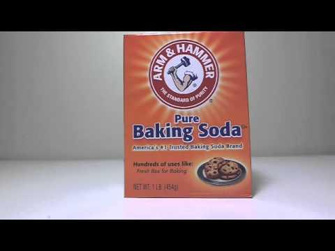 SHTF MEDS 2 BAKING SODA